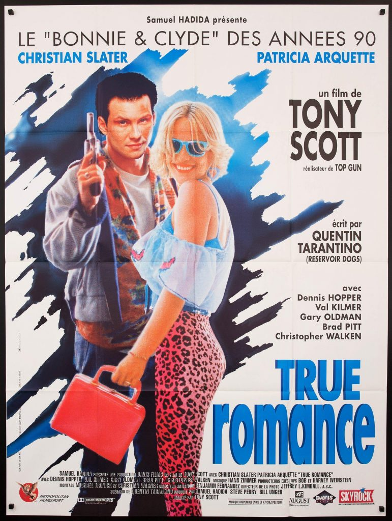 TRUE ROMANCE 02:15 (18) - Cineramageddon